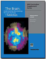 image of front page of curricular materials for The Brain: Understanding Neurobiology Through the Study of Addiction